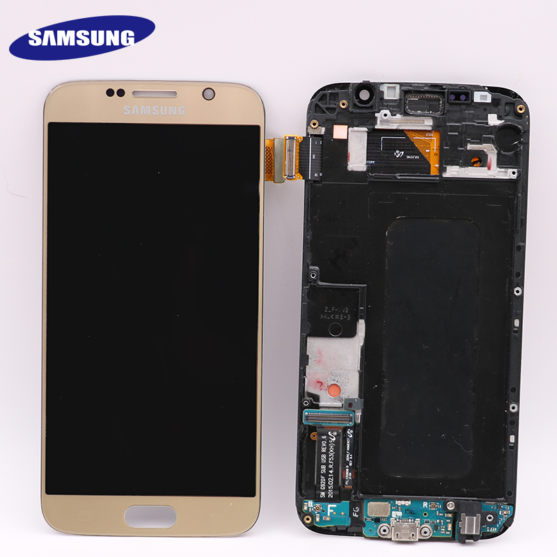 best samsung galaxy s6 lcd touch replacment ideas and get free