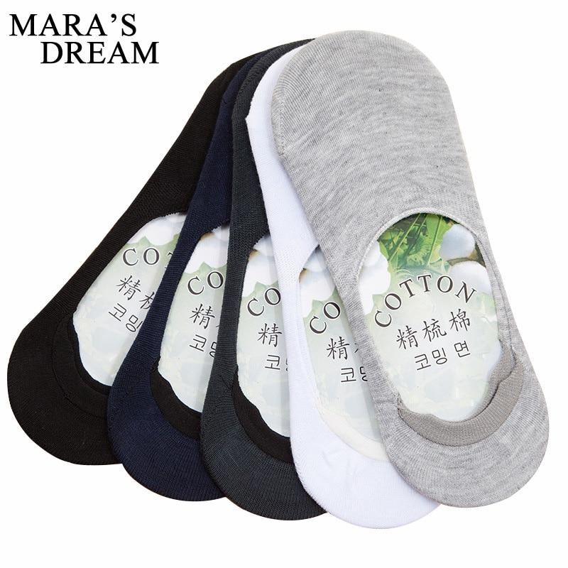 6pcs=3pairs/lot Men Boat Sockss