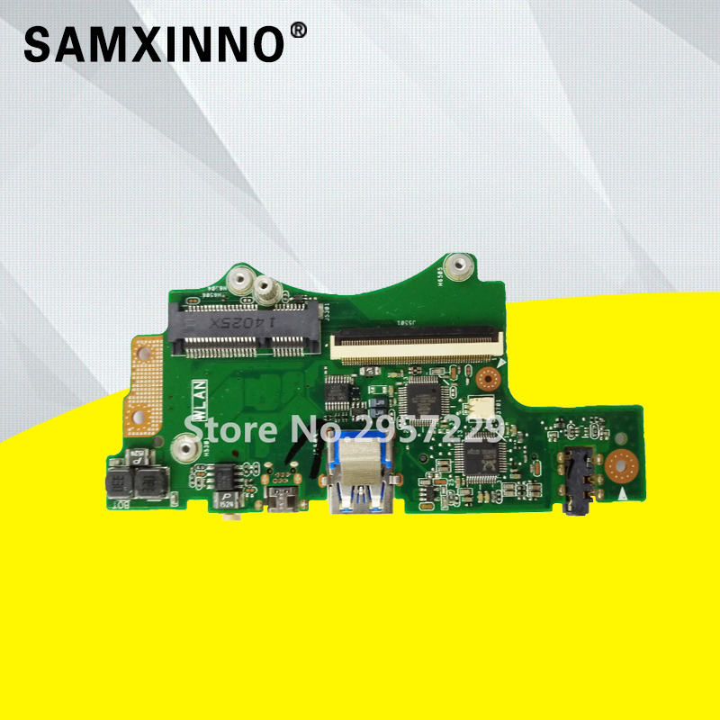 New! for ASUS  for ASUS UX51VZ UX51V U500V Laptop Audio usb IO board Interface boardNew! for ASUS  for ASUS UX51VZ UX51V U500V Laptop Audio usb IO board Interface board