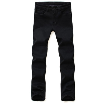 Brands Jeans Trousers Men Clothes 2019 New Black Elasticity Skinny Jeans Business Casual Male Denim Slim Pants Classic Style