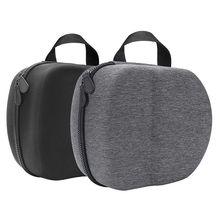 Sac de rangement de voyage tout en un dur EVA étui de transport pour accessoires de système de réalité virtuelle Oculus Quest