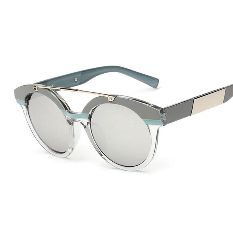 LONSY New Fashion Vintage Solglasögon Kvinnor Märke Designer - Kläder tillbehör - Foto 5
