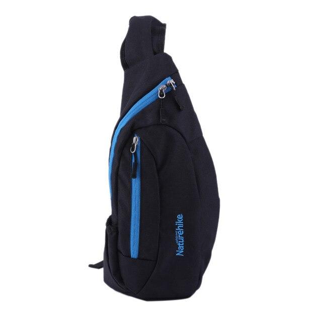 4d3efb547719 Naturehike Outdoor Men s shoulder bag Messenger bag leisure tourism fitness  Sports bag Large capacity chest pack