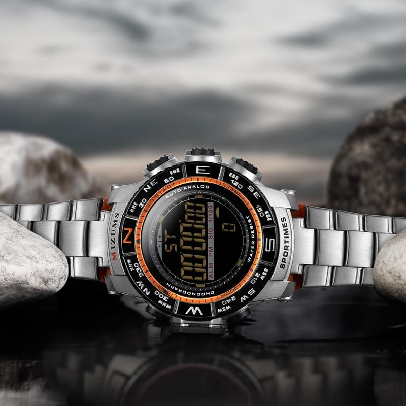 Relógios digitais