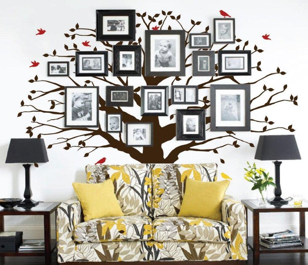 элегантные дерево для размещения фотографий нем есть гипергигантская