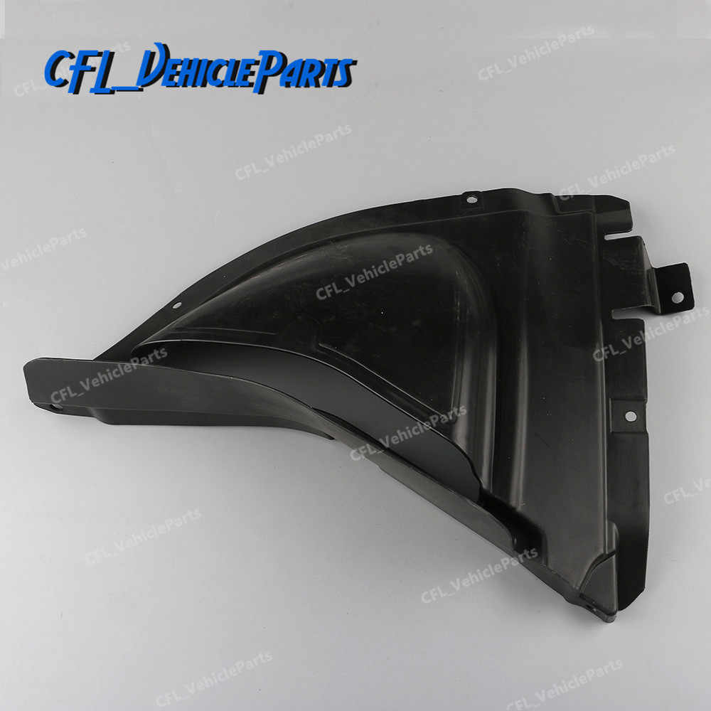 Правое переднее колесо подкрылок дополнительная защита 51757185006 для BMW F01 F02 740i 2010 2012