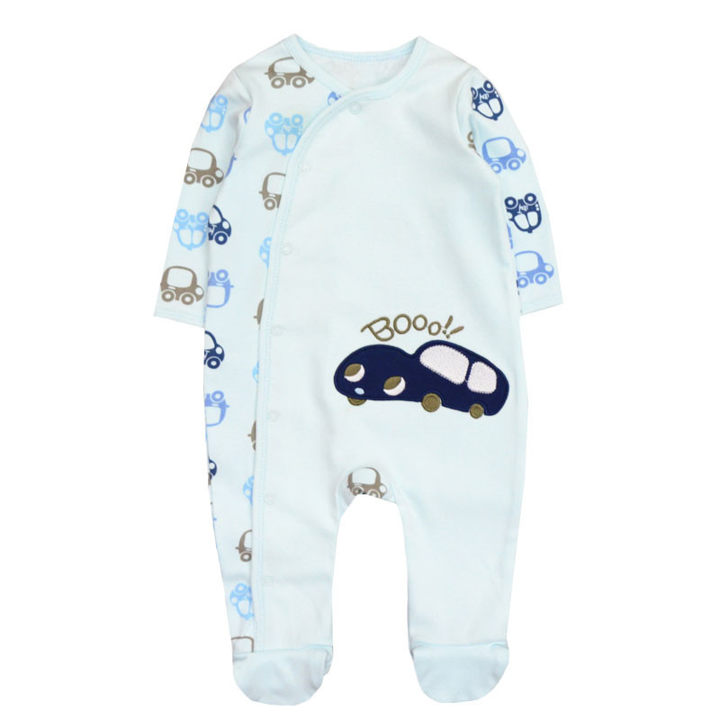 2016 Spring Autumn Baby Rompers Cotton Long Sleeve Clothes bebes Baby Boy Girl Clothes Underwear Infant Boys Girls jumpsuit baby rompers 2016 spring autumn style overalls star printing cotton newborn baby boys girls clothes long sleeve hooded outfits