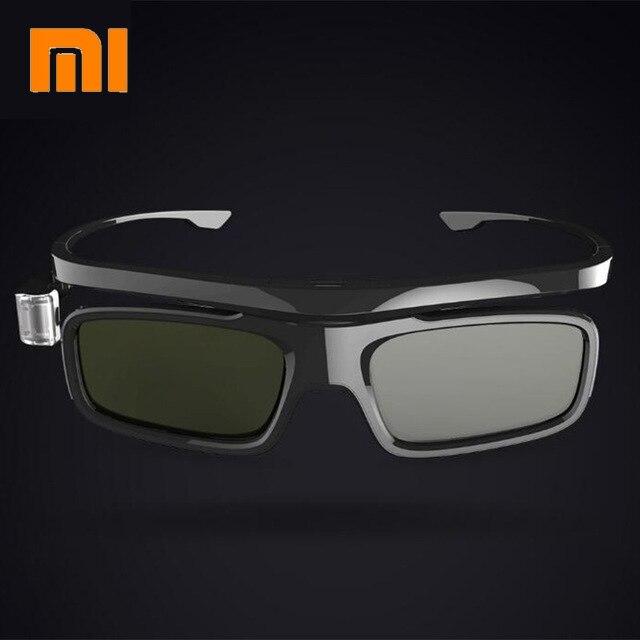 Аккумуляторная батарея Xiaomi DLP LINK, 3D очки с активным затвором, легкие стереоскопические очки для ТВ-проектора, домашнего кинотеатра
