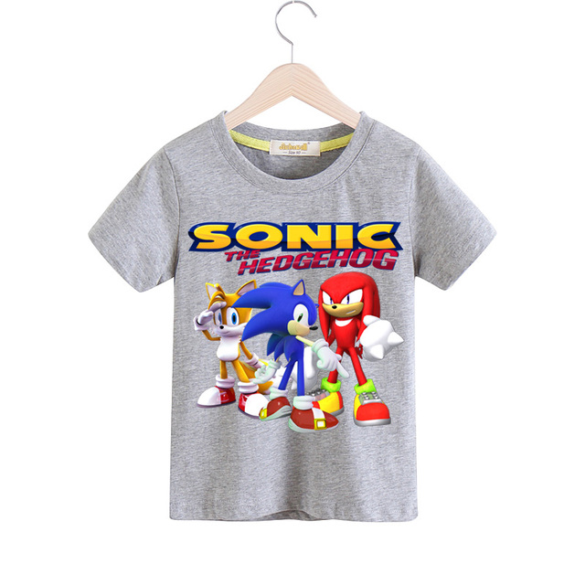 Los niños 2019 nuevo años primavera camisetas traje para niños de dibujos animados Mario camisetas ropa superior T camisa ropa camiseta de los niños TX124
