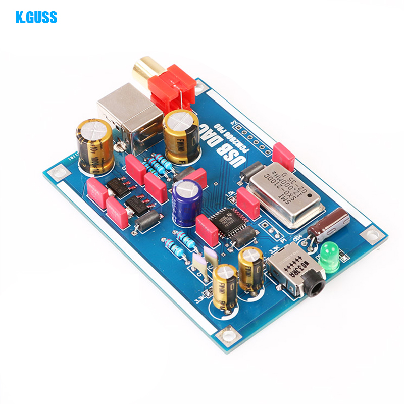 DAC-X3 PCM2706 DAC USB DAC Sound Card To I2S Output With OTG Decoder With Amplifier Board 16BIT / 48K