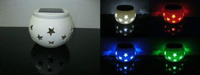FREE SHIPPING LED NIGHT LIGHT WITH SOLAR INDUCTION FOR FESTIVAL CELEBRATION