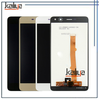 LCD Display For Huawei Y5 2017 Y6 2017+5.0 Touch Screen Digitizer Assembly Replacement Black White Gold For Huawei Y5/Y6 2017