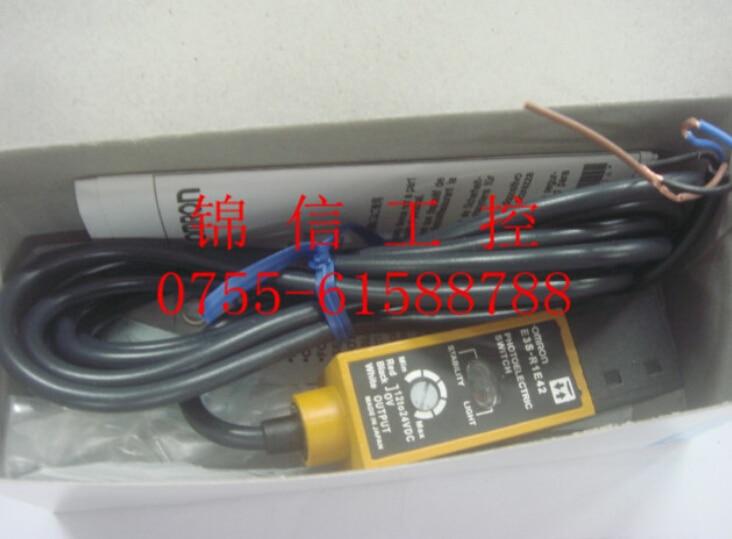E3S-R1E42 OMRON photoelectric sensor [zob] 100% brand new original authentic omron omron photoelectric switch e2s q23 1m 2pcs lot