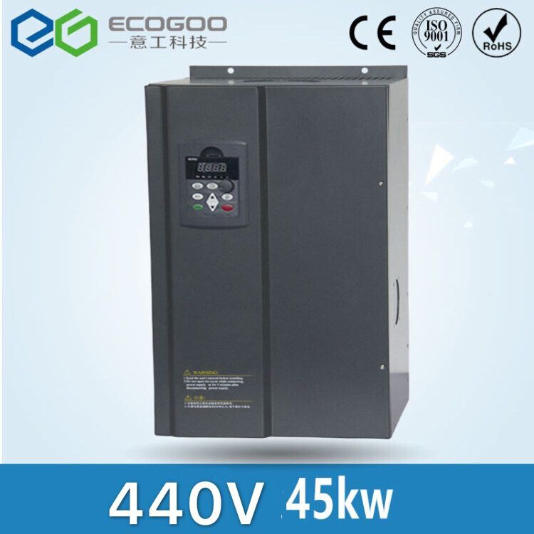 все цены на HOT!!! 3 phase 440V 45KW vector frequency inverter/ac motor drive онлайн