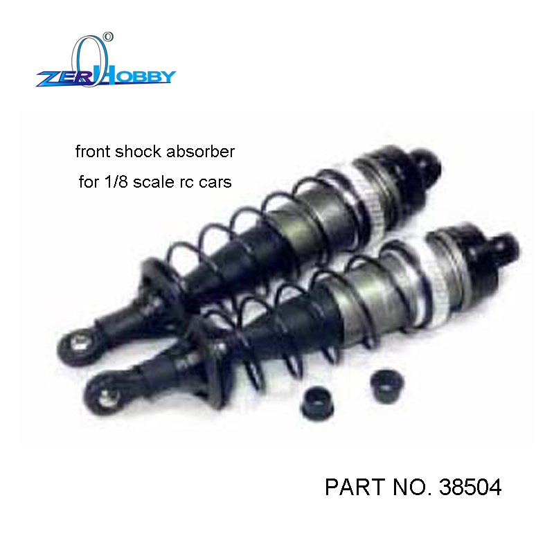 RC CAR SPARE PARTS SHOCK ABSORBER FOR HSP 1/8 NITRO BUGGY CAR 138850 (part no. 38504, 38505) hsp rc model car spare part 02023 clutch bell double gears 16t 21t rc 1 10th 4wd truck buggy destrier backwash