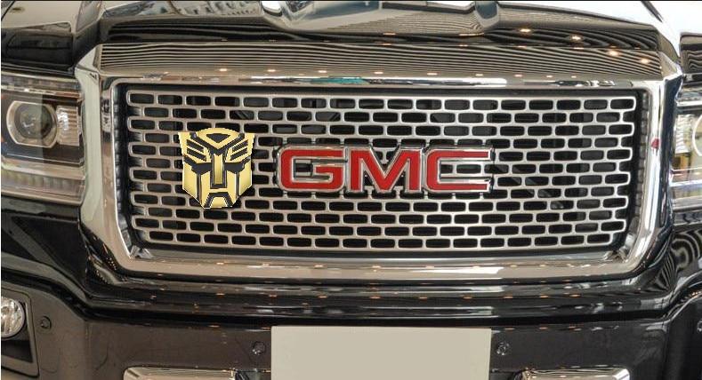 Car Transformers 3D Sticker car goods for FORD f150 250 3 elm327 Fiesta focus Escort MONDEO Taurus FOR AUDI BMW KIA ACCESSORIES