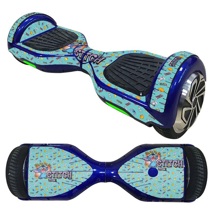 2018 Neue Produkte 2 Auswuchten Roller Skate Bord Aufkleber