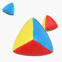 ShengShou Stickerless 6x6x6 Mastermorphix Cubes Rice Dumpling Speed Magic Cube Puzzle Educational Toys for Kids Children