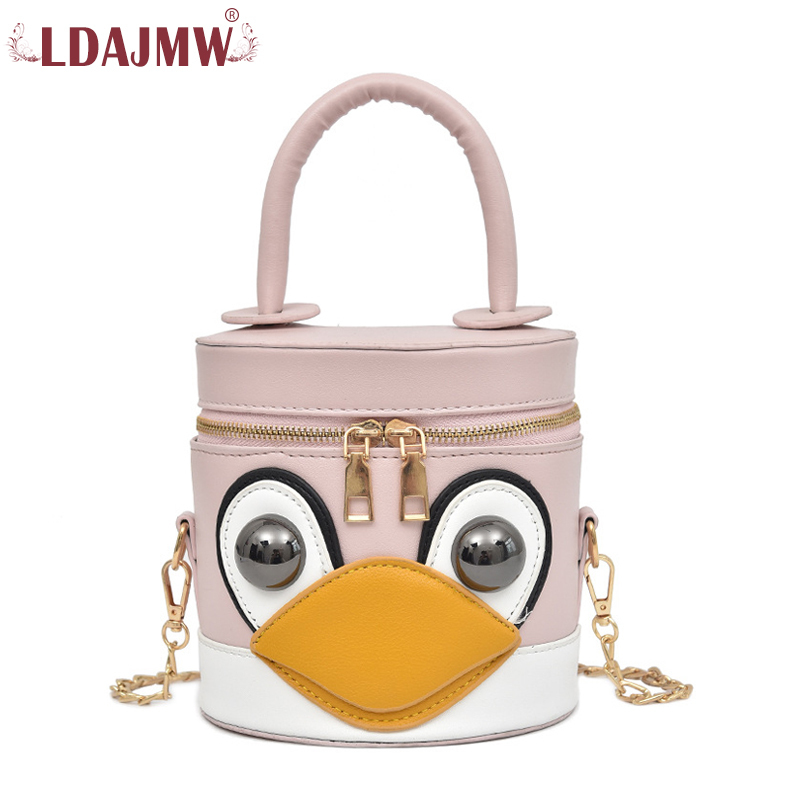 LDAJMW Fashion Women Shoulder Bag Female Bucket Bag High Quality PU Leather Luxury Handbags Famous Brand Designer Crossbody Bags luxury handbags fashion tassel satchel bag women bags designer brand famous tote bag female pu leather rivet shoulder bag bolsas