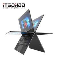 11,6 дюймов 2 в 1 кабриолет сенсорный экран нетбук 8 Гб оперативная память 1920X1080 ips экран 192 двухдиапазонный Wi Fi iTSOHOO 360 градусов ноутбук