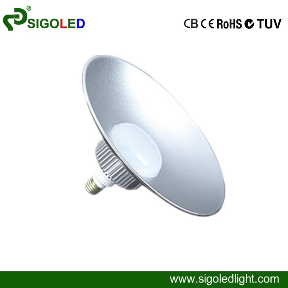 цена на Free shipping-30W E27 LED High Bay & Low Bay Lighting Factory Warehouse Light Indust0rial Light Replace Halgon Lamp led lights