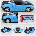 2016 Бесплатная доставка 1pcs1: 36 музыка обратно к источнику модели автомобиля сплава счастливый подарок на день рождения детские игрушки игрушка автомобиль спортивный автомобиль