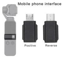 Smartphone Adapter für Android Telefon Mini Konverter Stecker für DJI OSMO Tasche NK-Shopping