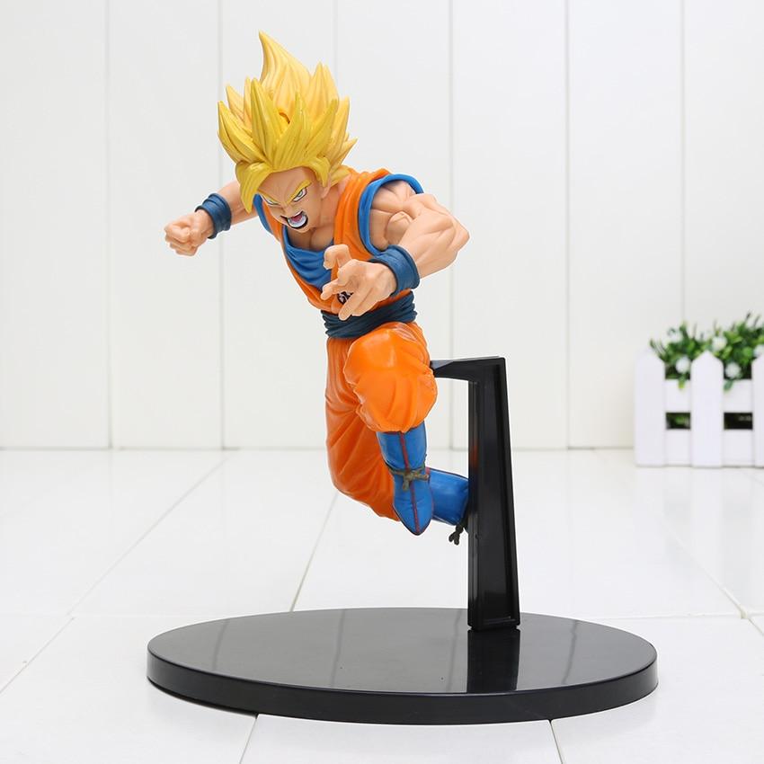19cm Dragon Ball Action Figures Dragonball Figure Son