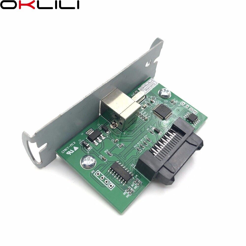 10PC X C32C824131 M148E USB Port Interface Card for Epson TM T88III TM U220 TM U288