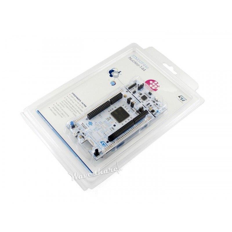 все цены на  module NUCLEO-F446ZE STM32 Nucleo-144 Development Board with STM32F446ZE MCU  онлайн