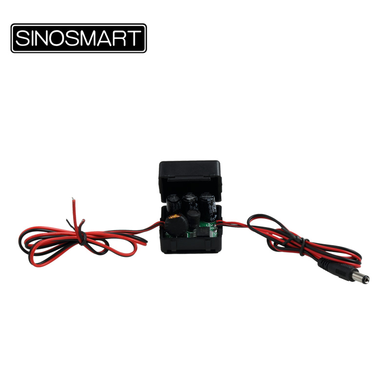 Power-Converter Parking-Camera For Car Truck Bus 12V To 24V Wide-Input 12v-Output BUILT-IN-DC-FILTER