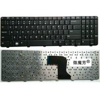 US Black New English Laptop Keyboard For DELL N5010 15R N5010D M5010 M501R For Inspiron 15