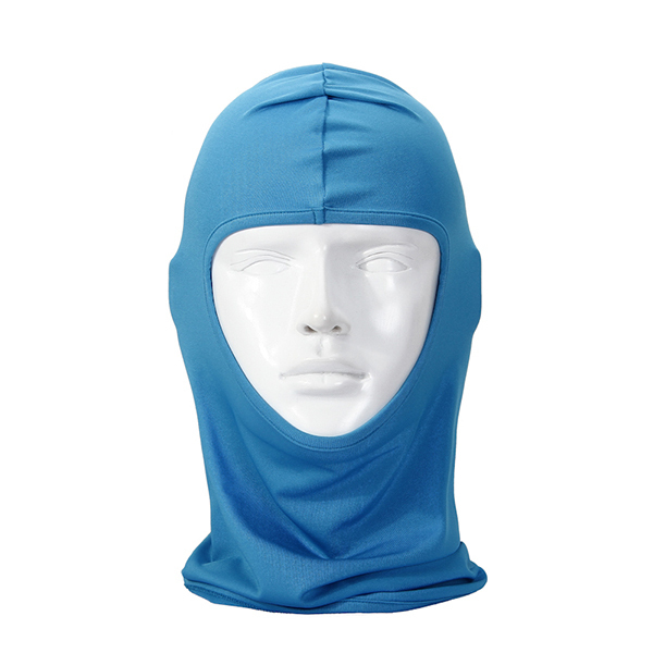 Unisex Outdoor Motorcycle Full Face Mask Lycra Balaclava Ski Neck Protection