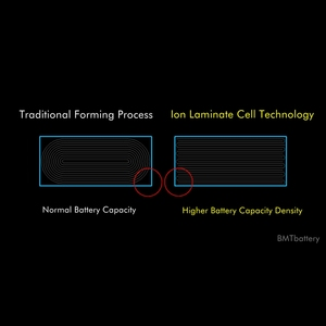 Image 4 - BMT oryginalny 5 sztuk najwyższa jakość baterii dla iPhone 7 7G 1960mAh iOS 13 wymiana 100% Cobalt Cell + technologia ILC 2019