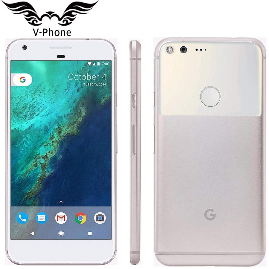 Brand New 5.5'' Google Pixel XL US Version Smartphone 32GB 128GB Android Snapdragon Quad Core Fingerprint 4G LTE Mobile Phone