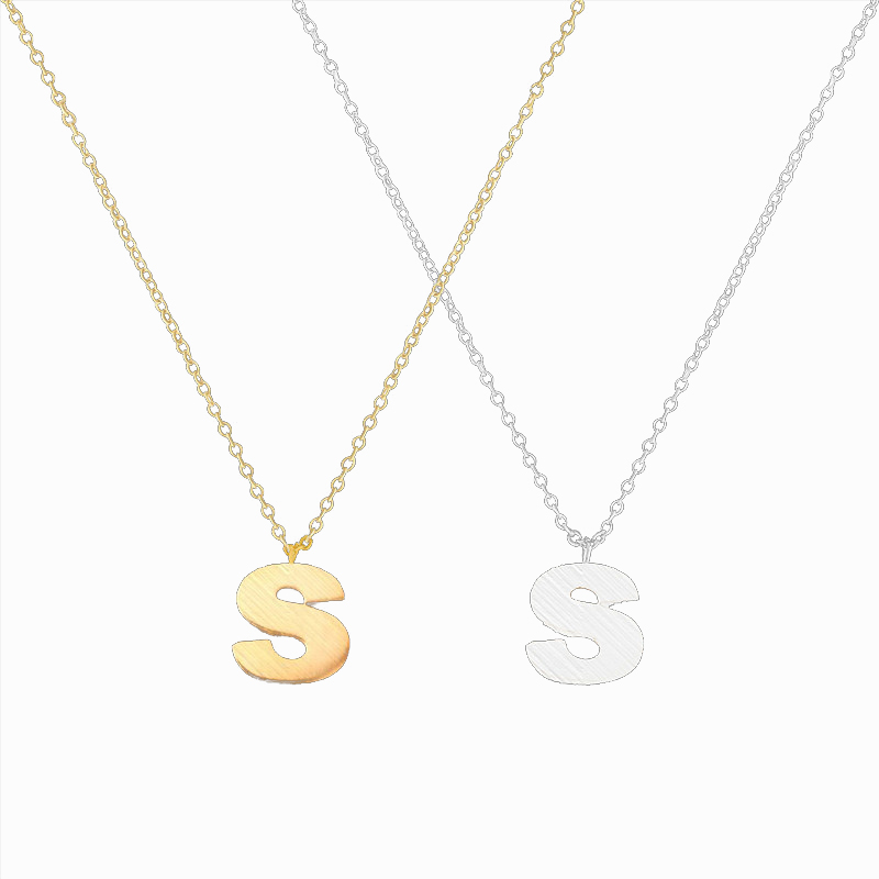 Epinki Gold Plated Women Necklace Cross Round Shell 3 Layers Chain Shape Pendant Bohemia Necklace Gold 60CM