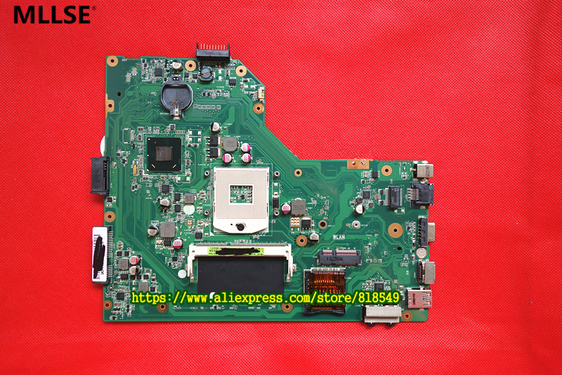 K54L Main Board REV 3 0 Fit For Asus K54L X54L X54H Notebook PC motherboard 100