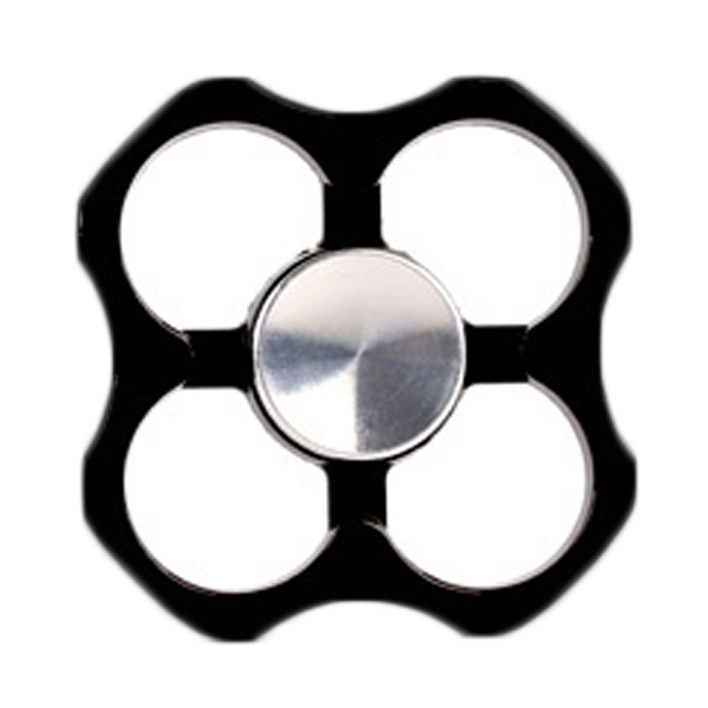 Square Spinner Fidget Metal EDC Hand Finger Spinner For Autism And ADHD Focus Anxiety Relief Stress
