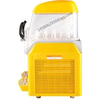 Машина для приготовления жидкого мороженого, слякоть щенок машина, для ледяной крошки машина