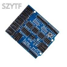 V4.0 Sensor Shield Dedicated V4 sensor expansion board elect