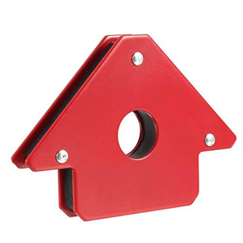 THGS 1 шт. 50LB пайки локатор сильный магнит сварки магнитный держатель 3 угол стрелы