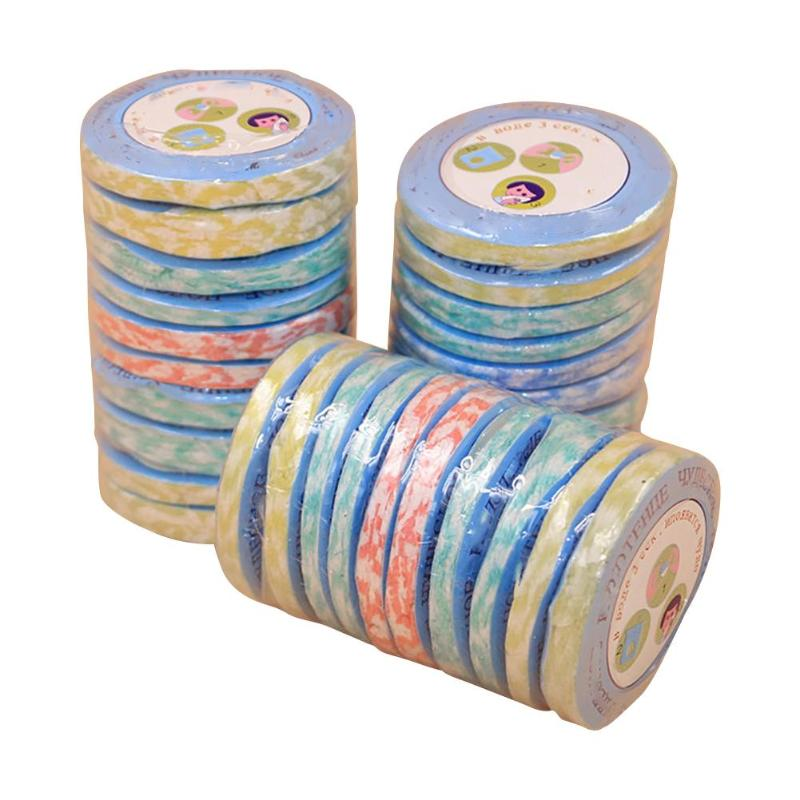 10pcs/lot Outdoor Travel Magic Compressed Disposable Towel Tablet Capsules Cloth Wipes Paper Tissue Mask