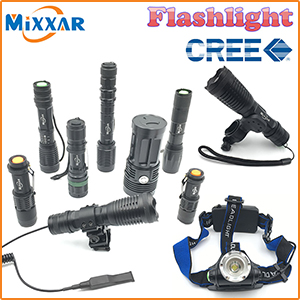 001LED Flashlight
