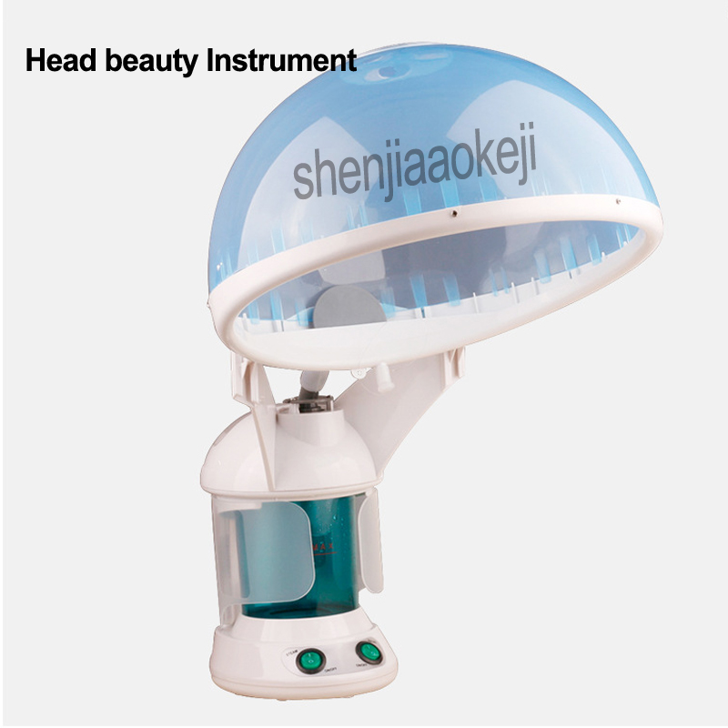Home Electricity Ozone aroma steaming facial beauty Instrument Hair baked oil machine head  face sauna skin moisture deviceHome Electricity Ozone aroma steaming facial beauty Instrument Hair baked oil machine head  face sauna skin moisture device