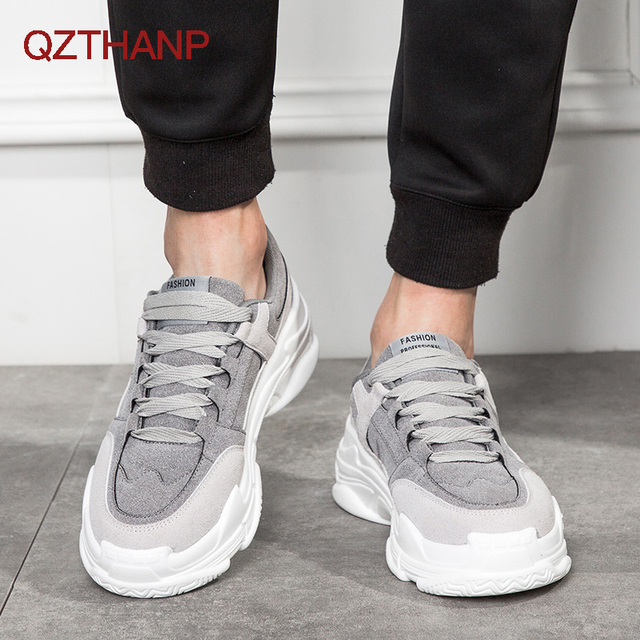 2018 Casual Shoes Adult Breathable Men Latest Version Male Shoes Youth Trend Casual High Quality Flats Chaussures Pour Hommes