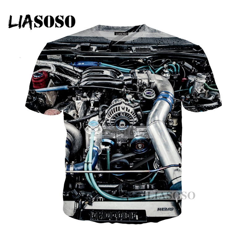 Back To Search Resultsmen's Clothing Men And Women Tooling 4s Shop Uniforms Short-sleeved Mazda T-shirt Custom Cotton Car Standard T Shirt