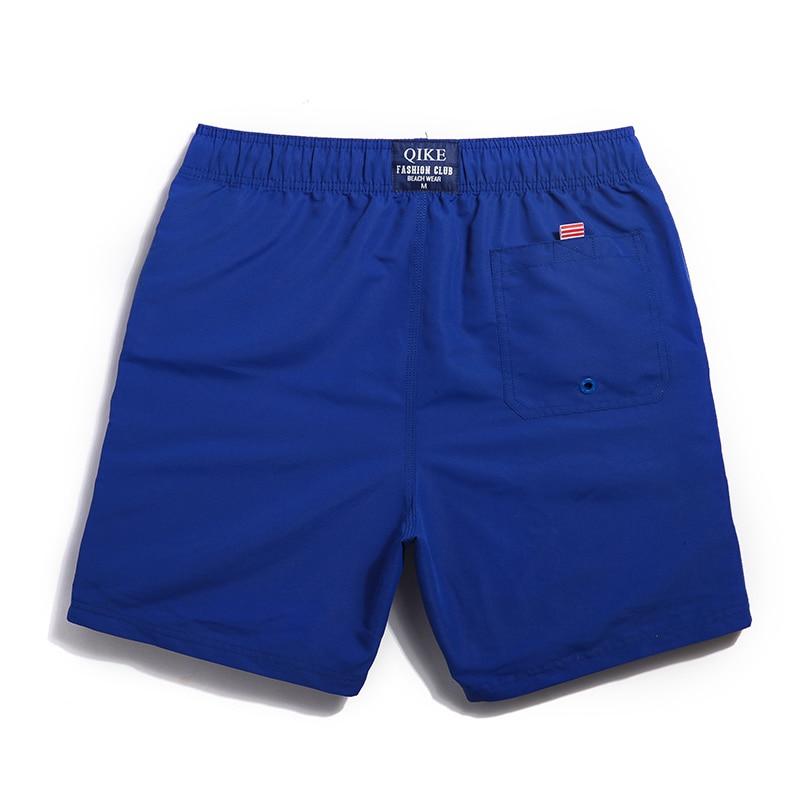 QIKERBONG Hombres Pantalones cortos de playa Bañadores Bañadores - Ropa de hombre - foto 2