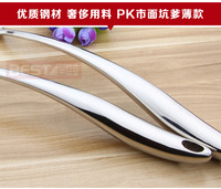The new anti-hot stainless steel spatula Skillet thick stainless steel kitchenware