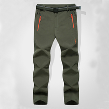 Hommes Grande Taille Randonnée Pantalon Élasticité Tissu 4XL 5XL 6XL 7XL 8XL Trekking Camping Pantalon Vêtements de Plein Air Pêche Randonnée Pantalon