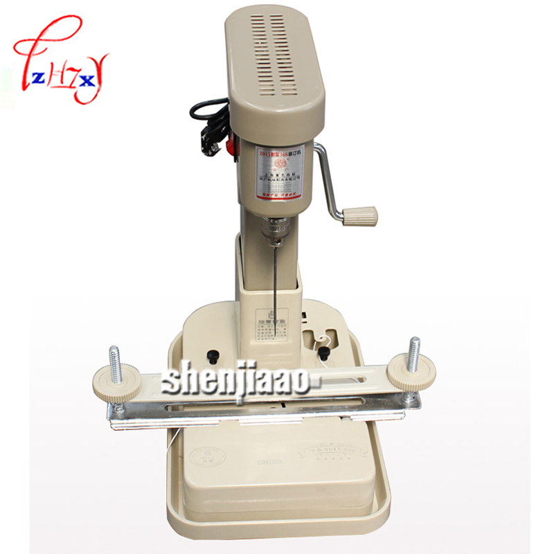цена на 1 UNID YG-368 Electric Binding Machine Binding Machine Files Document Financial Credentials, Max Drilling Thickness 80 MM